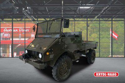 Unimog  Unimog 401 Cabrio / TOP / bei Alois Krydl GmbH in