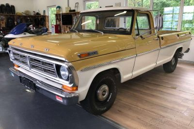 Ford F 100 // Originalzustand // bei Alois Krydl GmbH in