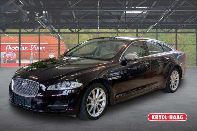 Jaguar XJ 3,0 Diesel Luxury / PANORAMA /MERIDIAN SOUNDSYST/ bei Alois Krydl GmbH in