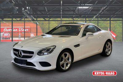 Mercedes-Benz SLC 200 /SPORTSITZ / LEDER / bei Alois Krydl GmbH in