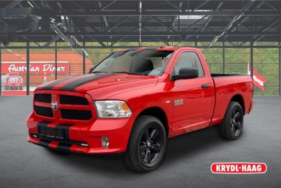 Dodge RAM Single Cab Aut. 4×4 bei Alois Krydl GmbH in