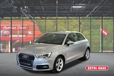 Audi A1 1,6 TDI Design S-tronic / PFLEGEZUSTAND / bei Alois Krydl GmbH in