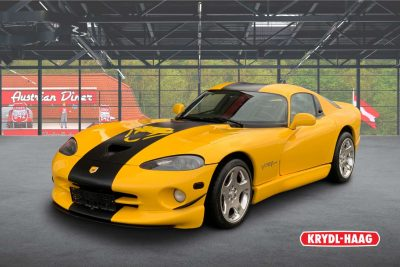 Dodge Viper GTS 8,0 V10 bei Alois Krydl GmbH in