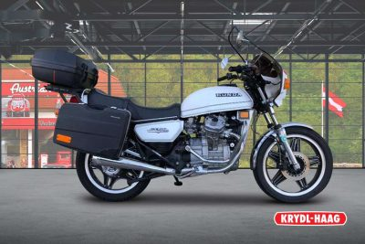 Honda CX 500 EX Gandarmerie bei Alois Krydl GmbH in