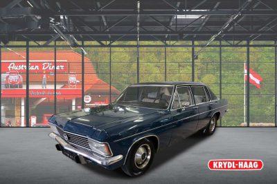 Opel Diplomat Admiral 2,8 Aut. // 1.Besitz // bei Alois Krydl GmbH in