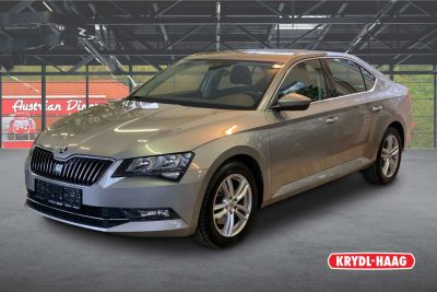 Skoda Superb 2,0 TDI Ambition DSG / 1.Besitz / TOP ZUSTAND / bei Alois Krydl GmbH in