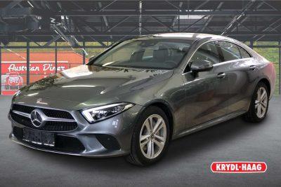 Mercedes-Benz CLS 350 d 4MATIC Aut. NAVI KAMERA LED bei Alois Krydl GmbH in