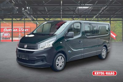 Fiat Talento Panorama 3,0t 1,6 EcoJet Twin-Turbo LR bei Alois Krydl GmbH in
