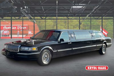 Lincoln Town Car Limousine  / 8 Personen / mit Pickerl / bei Alois Krydl GmbH in