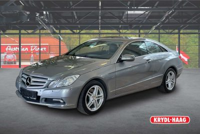 Mercedes-Benz E 350 BlueEfficiency CDI Aut. bei Alois Krydl GmbH in