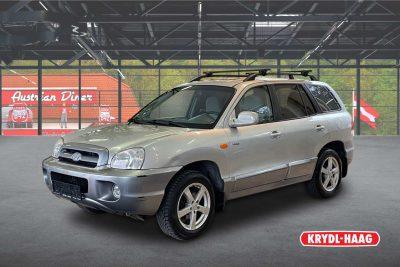 Hyundai Santa Fe 2,0 VGT 4WD LaVita CRDi / mit Pickerl / bei Alois Krydl GmbH in
