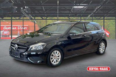 Mercedes-Benz A 200 BlueEfficiency / 1.Bestiz / Unfallfrei / bei Alois Krydl GmbH in