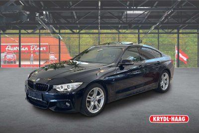 BMW 420 4er-Reihe Gran Coupe Diesel // M Sport // Aut. bei Alois Krydl GmbH in