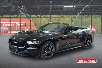 Ford Mustang Cabrio 5.0 Ti-VCT V8 Aut. GT bei Alois Krydl GmbH in