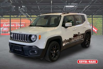 Jeep Renegade 1,6 MultiJet II 120 Longitude / TOP / bei Alois Krydl GmbH in