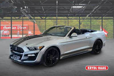 Ford Mustang 5,0 V8 GT Cabrio Aut. bei Alois Krydl GmbH in