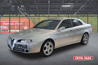 Alfa Romeo 166 Alfa  2,0 Twin Spark Progression bei Alois Krydl GmbH in