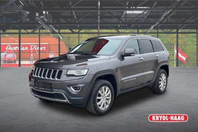 Jeep Grand Cherokee 3,0 V6 CRD Limited bei Alois Krydl GmbH in