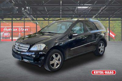 Mercedes-Benz ML 320 CDI 4MATIC Aut. bei Alois Krydl GmbH in