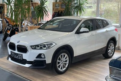 BMW X2 sDrive 18d  Aut. / Pflegezustand / bei Alois Krydl GmbH in