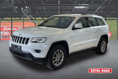 Jeep Grand Cherokee 3,0 V6 CRD 4WD bei Alois Krydl GmbH in
