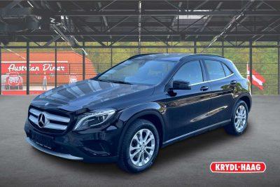 Mercedes-Benz GLA 200 CDI 4MATIC Aut. / Offroad-Paket / bei Alois Krydl GmbH in