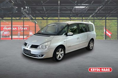 Renault Grand Espace Celebration 2,0 dCi Aut. bei Alois Krydl GmbH in