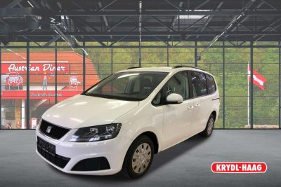 SEAT Alhambra Family 2,0 TDI CR // Pickerl bis 01/2022 // bei Alois Krydl GmbH in
