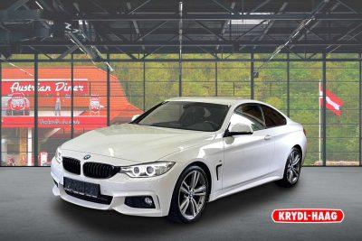 BMW 420 4er-Reihe Coupe Aut. / M-PAKET / bei Alois Krydl GmbH in