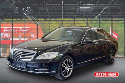 Mercedes-Benz S 350 BlueTEC 4MATIC Aut. bei Alois Krydl GmbH in
