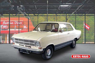 Opel Kadett B 1100 bei Alois Krydl GmbH in