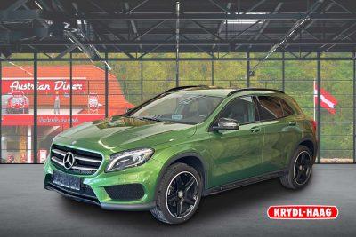Mercedes-Benz GLA 180 d / AMG-PAKET / PFLEGEZUSTAND / bei Alois Krydl GmbH in