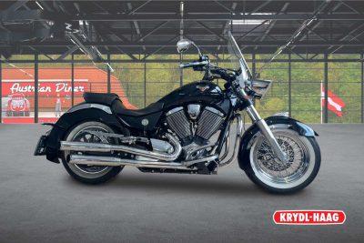 Harley-Davidson Softail Victory Boardwalk bei Alois Krydl GmbH in