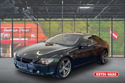 BMW 645 6er-Reihe Coupé Aut. V8 bei Alois Krydl GmbH in