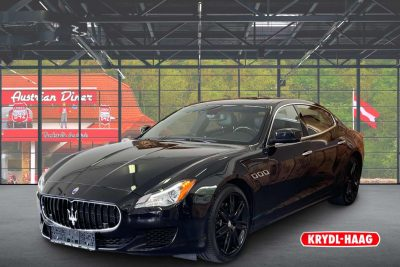 Maserati Quattroporte S Q4 bei Alois Krydl GmbH in