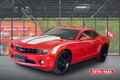 Chevrolet Camaro Coupe 3,6 Aut. / PFLEGEZUSTAND / bei Alois Krydl GmbH in